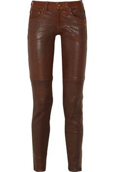 rag & bone leather pants