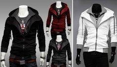 Dark Assassins Style Hoodie