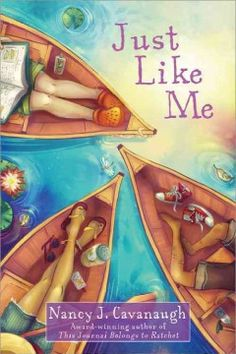 Just Like Me by Nancy J. Cavanaugh