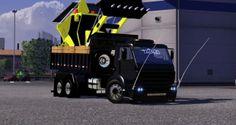Euro Truck Simulator 2 Süper Tır - VW Titam Truck