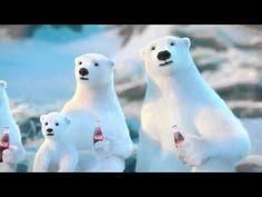 You can watch all Coca Cola Coke Polar Bear commercials in one video. Coca Cola Coke is a carbonated soft . Coca Cola Santa Claus, Coca Cola Polar Bear, Coke Santa, Coca Cola Commercial, Persuasive Text, Coca Cola Christmas, Bear Card, Funny Commercials, Media Literacy