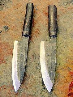 [Japanese style knives made by Arnon © 2006, Arnon Kartmazov]