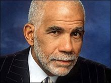 "Edward Rudolph ""Ed"" Bradley, Jr. (June 22, 1941 – November 9, 2006) was an American journalist, best known for twenty-six years of award-winning work on the CBS News television program 60 Minutes. During his earlier career he  covered the fall of Saigon, was the first black television correspondent to cover the White House, and anchored his own news broadcast, CBS Sunday Night with Ed Bradley. He received several awards for his work including the Peabody,  and 19 Emmy's"