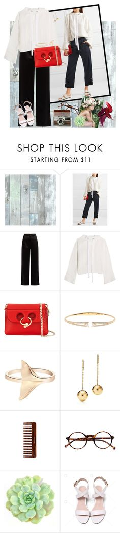 """""""20.2"""" by blackrose15orchiday ❤ liked on Polyvore featuring Wall Pops!, Mother of Pearl, Lanvin, J.W. Anderson, Nadri, (MALIN+GOETZ), Retrò, WALL, 60secondstyle and PVShareYourStyle"""