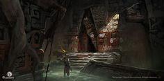 ArtStation - Assassin's Creed IV Black Flag Concept Art, Martin Deschambault