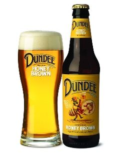 Dundees Honey Brown - the best honey beer there is