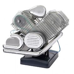 Build Your Own V-Twin Motorcycle Engine Kit | Gifts & Gadgets | Presents for Men | £39.99
