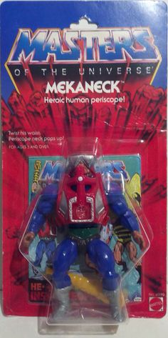 Mekaneck, Series 3