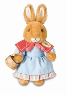 The World of Beatrix Potter: Collectible Mrs. Rabbit by Kids Preferred Kids Preferred,http://www.amazon.com/dp/B001VYX7H2/ref=cm_sw_r_pi_dp_NFIXsb14969E48GM
