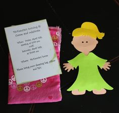 too cute! Sleepover invitations