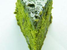 Recette Gâteau japonais au thé vert