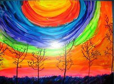 2009 Student Art Show 4th Grade Art, Fourth Grade, Diy Canvas Art, Canvas Paintings, School Art Projects, Autumn Art, Elements Of Art, Art Lesson Plans, Art Classroom