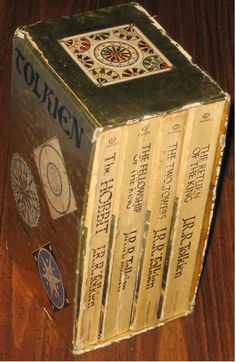 The Hobbit and Lord of the Rings Trilogy by J. R. R. Tolkien