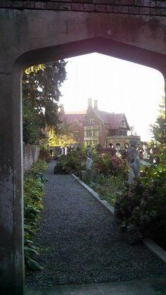 My wedding at Thornewood Castle 10-3-14