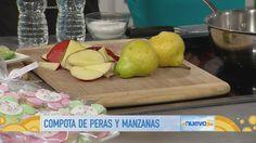 Receta casera: el Chef James te enseña a preparar compota de peras y manzana (VIDEO)