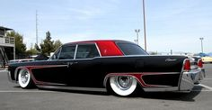 Lincoln Continental Custom Low Rider | Sport Car