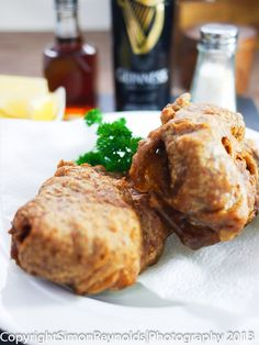 Guinness beer batter