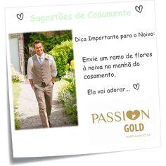 Sugestão Casamento Passion Gold # 31!