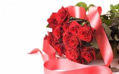Ramos de rosas rojas, para demostrar tu amor regala flores