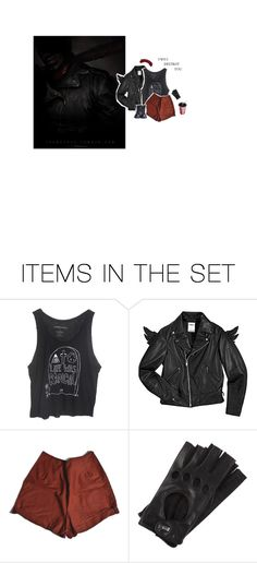 """""""you liked it"""" by illumi-naughty ❤ liked on Polyvore featuring art"""