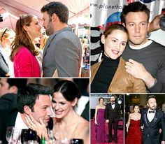 Ben+Affleck+and+Jennifer+Garner's+Love+Story