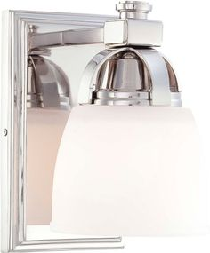 Minka Lavery 6501-613 Transitional 1 Light Bath Fixture with Etched White Glass from the Brookview Col, Polished Nickel Minka Lavery http://www.amazon.com/dp/B004Q2ROR0/ref=cm_sw_r_pi_dp_DWkzub1YWA4K0