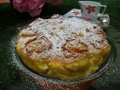Nuvola Glacé: Ruffle milk pie
