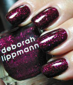 from MUA...discoverbeauty...Deborah Lippmann Razzle Dazzle