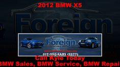 2012 BMW X5 XDRIVE35I PREMIUM, Foreign Motorcars Inc, BMW Sales, BMW Ser...