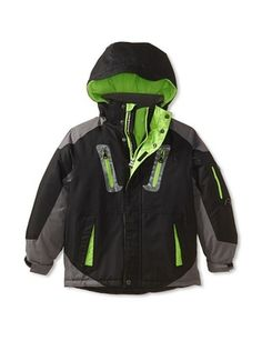 67% OFF Hawke & Co Boy's 4-in-1 Systems Jacket