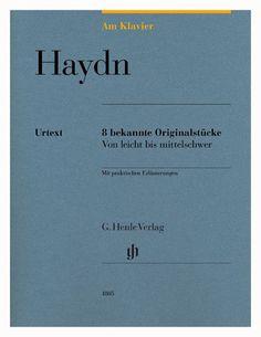 Henle Verlag Am Klavier Haydn #Thomann