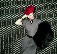 Clifford Coffin photographer 1954