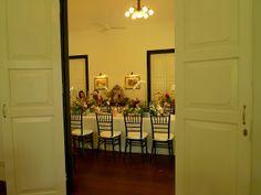 Burkill Hall: An English Conservatory