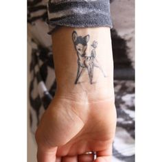 The 20 Cutest Wrist Tattoos (490 UAH) ❤ liked on Polyvore featuring accessories, body art and tattoo