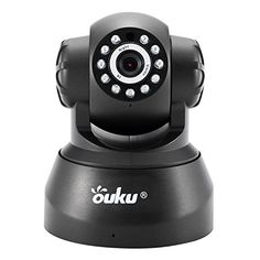 Black OUKU 720P Megapixel H.264 Wireless PT ONVIF CCTV Security IP Camera Two-Way Audio and Night Vision Review https://wirelesssecuritycamerasusa.info/black-ouku-720p-megapixel-h-264-wireless-pt-onvif-cctv-security-ip-camera-two-way-audio-and-night-vision-review/