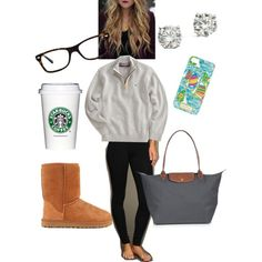 Perfect college outfit
