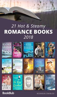 This reading list of hot and steamy romance books worth reading is perfect for the summer. These love stories will make you smile! From tales as hot as a midsummer's day to heartwarming love stories. Best Romance Novels, Good Romance Books, Romance Movies, Historical Romance Books, Teen Romance, Paranormal Romance, I Love Books, Good Books, Books To Read