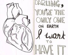 Lyrics that speak / La Dispute on We Heart It Cute Love Quotes, All Quotes, Truth Quotes, Amazing Quotes, Lyric Quotes, Falling For Someone, Mayday Parade Lyrics, The Amity Affliction, La Dispute