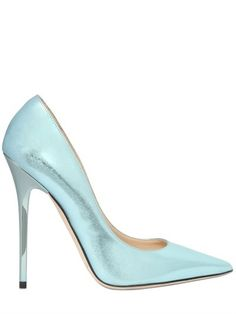 3770ed8b0c4 Jimmy Choo 120mm Anouk Etched Leather Pumps. Buy for  675 at LUISAVIAROMA.