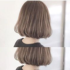 ‧₊° pin || vynaaa °₊‧ Night Hairstyles, Diy Hairstyles, Wedding Hairstyles, Short Bob Styles, Long Hair Styles, Ash Brown Hair, Hair Arrange, Good Hair Day, Hair Makeup