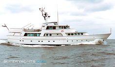 Eleanor Allen Luxury Motor Yacht by Feadship