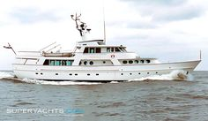 Eleanor Allen Luxury Motor Yacht by Feadship