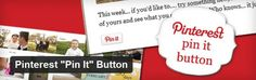 Pinterest introduce il nuovo pulsante Pin It - Pinterestitaly