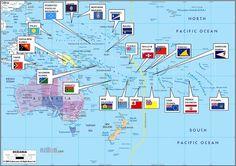 Pacifique : 1er traité pour interdire les énergies fossiles & favoriser les énergies renouvelables
