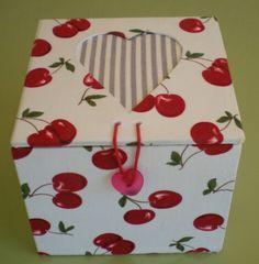 Boîte pour pot à confiture