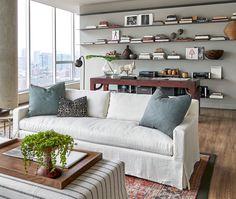 Concrete and Glass Home Made Elegant | Rue