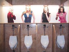 Men's washroom