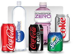 Coca-Cola - Nutrition Connection - Articles - Drink