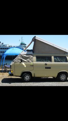 Thoughtless - Griffin's Vanagon...