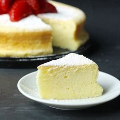 You might have heard of this melt-in-your-mouth amazing piece of creation! It's fluffy, creamy, and basically all shades of perfect! We always buy our Japanese Souffle Cheesecake from Uncle T…